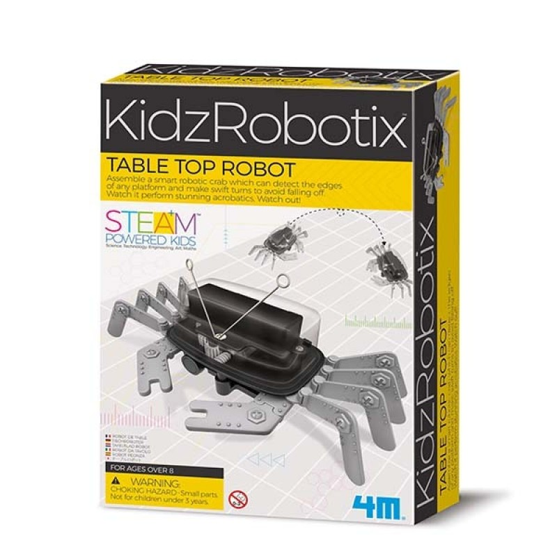 STEM KidzRobotix Table Top Robot