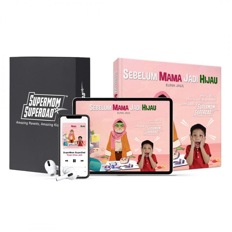 Combo Pack - Sebelum Mama Jadi Hijau