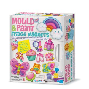 STEM Mould & Paint / Fridge Magnets