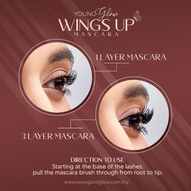 Wings Up Mascara