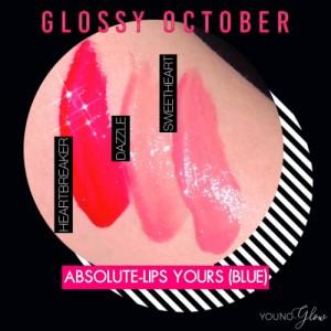 Combo Lip Gloss - Green - Young & Glow