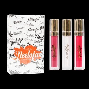 Combo Lip Gloss - Tangerine - Young & Glow