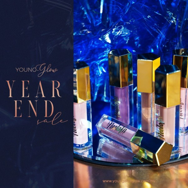 Year End Sale - Young & Glow Lipmatte - Young & Glow