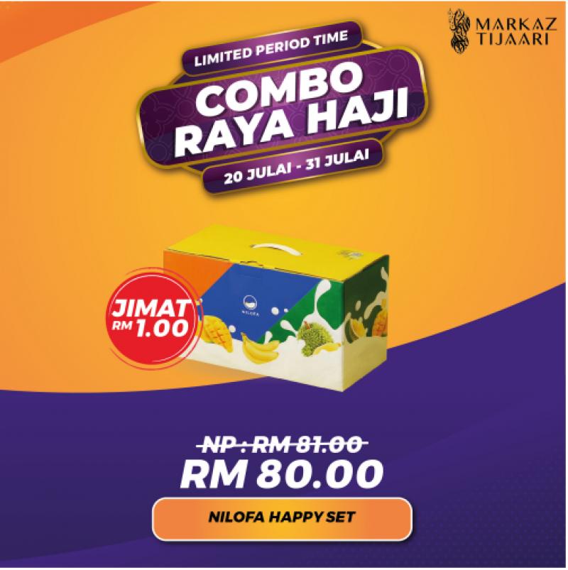 Happy Set Combo Raya Haji