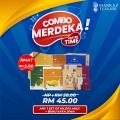1 Set Nilofa Milk + Buku Kaya Jiwa Combo Merdeka - MARKAZ TIJAARI