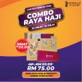 Buku Kaya Jiwa + Kurma Ajwa Aliyah Combo Raya Haji - MARKAZ TIJAARI