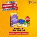 Malaysia Day Deals Happy Set + Botanical Beverage - MARKAZ TIJAARI