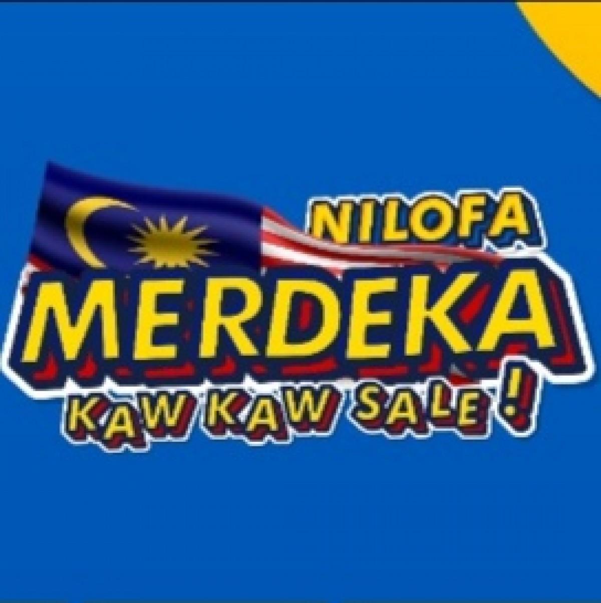 Nilofa Merdeka Kaw Kaw Sale (1 Carton) - MARKAZ TIJAARI