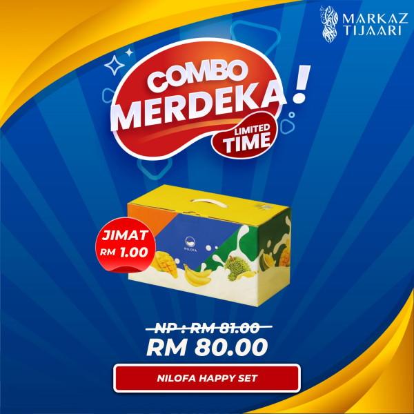 Happy Set Combo Merdeka - MARKAZ TIJAARI