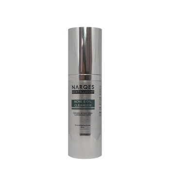 Acne & Oil Cleanser (Contains Antibacterial & Degreasing Agent)