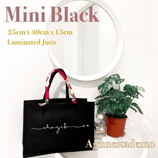 Personalised mini black - Personal.my