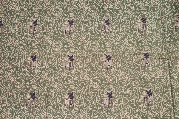 PD-55 RANGKIAK KALUAK PAKU (KATUN BATIK CETAK) - Bunga Nusantara