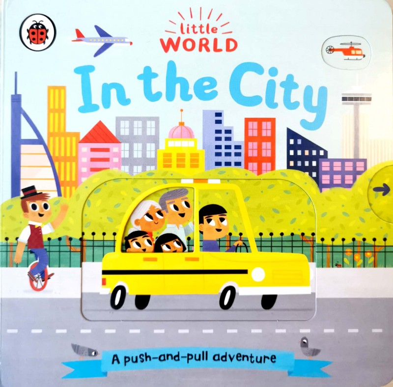 In The City - A Push And Pull Adventure