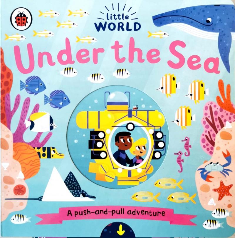 Under The Sea - A Push & Pull Adventure
