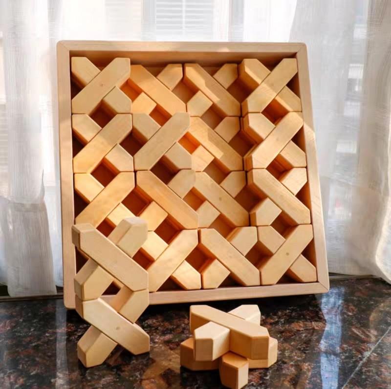 X-Blocks (32 PCS)