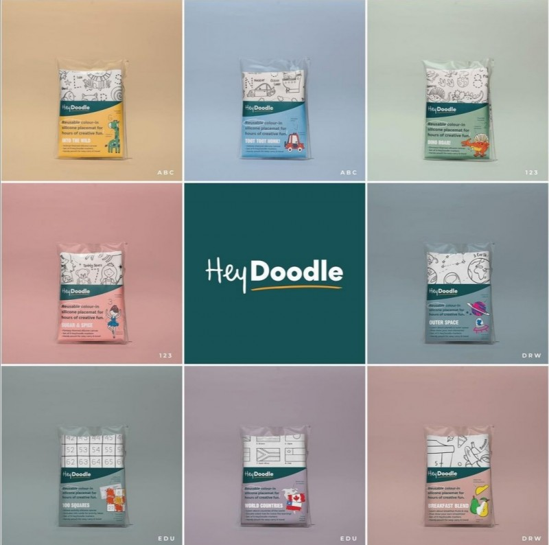 HeyDoodle - Outer Space - Petit World