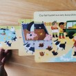On The Farm: A Push-And-Pull Adventure (Little World) - Petit World