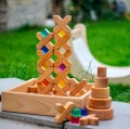 The 100 Lucite Cubes  - Petit World