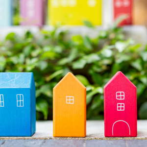 Rainbow Houses - Petit World