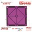 PLAYMAGS 100 Piece Set - Petit World