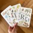 Alphabet Cards by Ella&TheRoo - Petit World