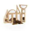 Guidecraft Mirror Blocks - Petit World