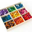 324 Piece Rainbow Loose Parts (Preorder 4 weeks) - Petit World