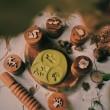 Woodlands Wooden Stampers - Petit World