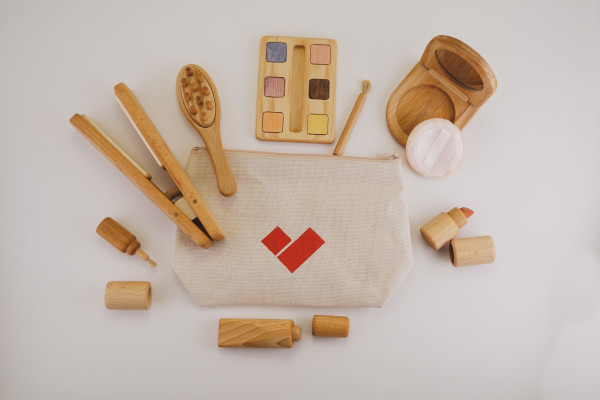 Wooden Beauty Set - Petit World