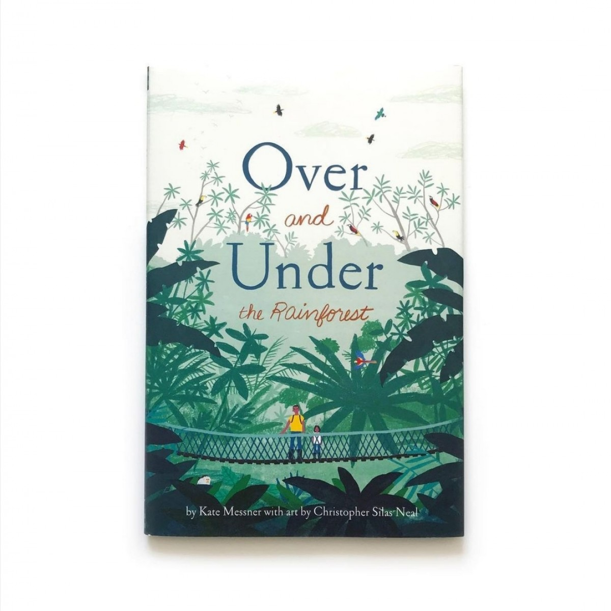 Over And Under The Rainforest - Petit World