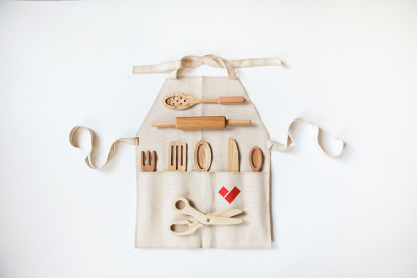 Wooden Kitchen Set - Petit World