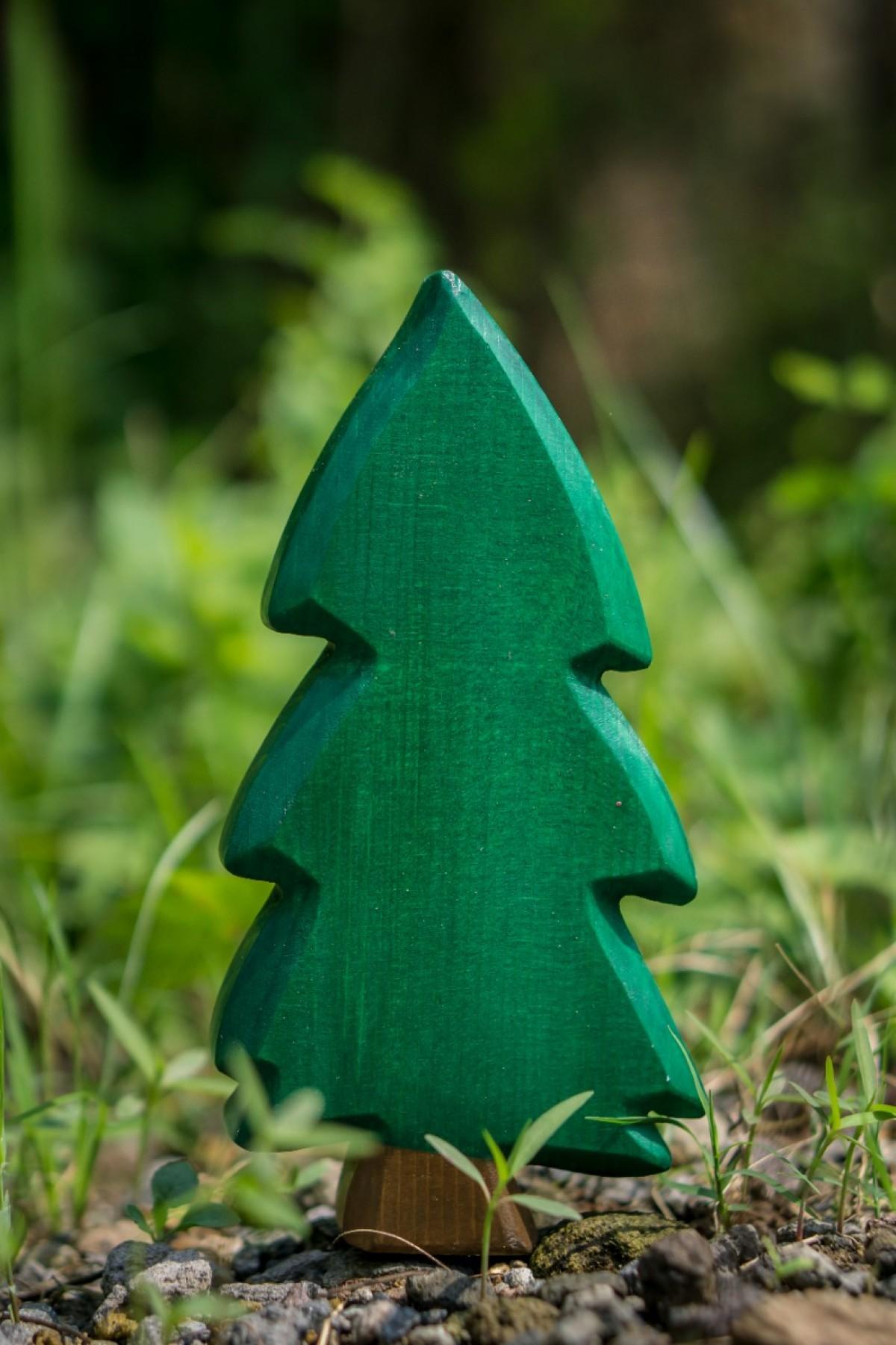 Wooden Trees - Petit World