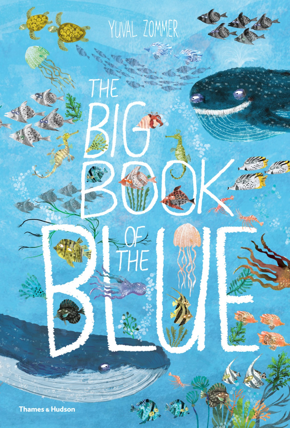 The Big Book of The Blue (Preorder 2 weeks) - Petit World