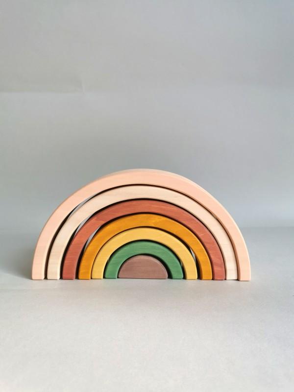 Rainbow Stacker - Petit World